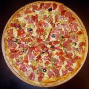 mästen pizza